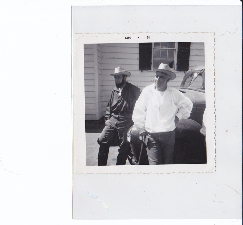 Bill franklin and Nelson LaPan 1961.jpg